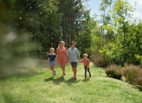 Vacances d'été dans les plus belles régions françaises avec Center Parcs