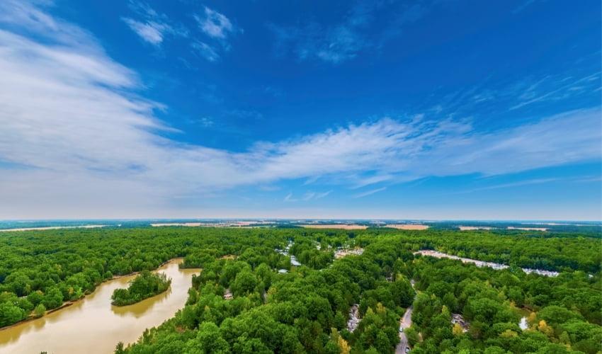 Explorez la Normandie depuis le parc des Bois Francs