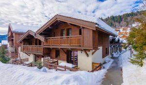 Louer son chalet à la montagne : les résidences Lagrange