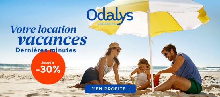 Vacances de dernière minute en juin : jusqu'à - 30% avec Odalys-Vacances