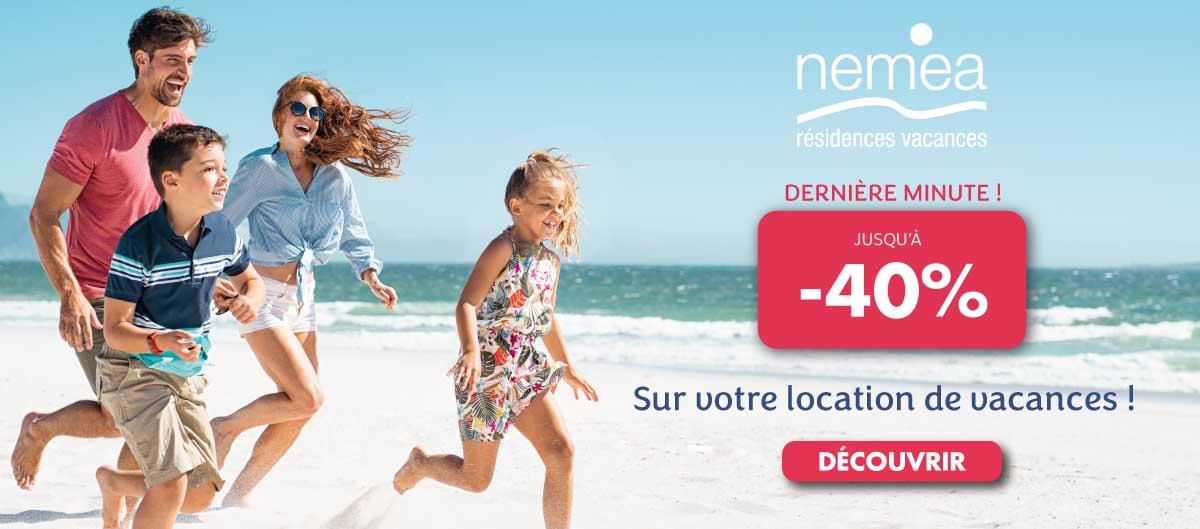 Promo Nemea -40%
