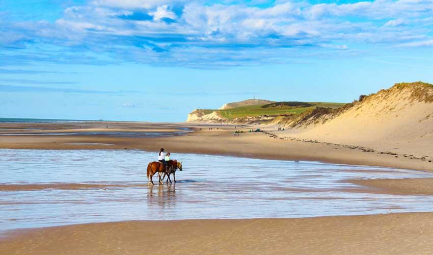 residence boulogne sur mer famille promenades littoral mer plages