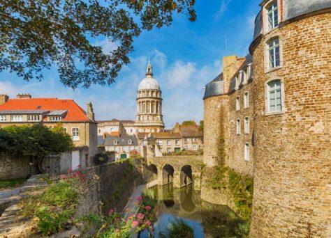 Visiter Boulogne-sur-Mer en famille et loger dans la résidence Evancy La Marina