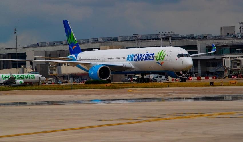 Voyagez avec Air Caraïbes