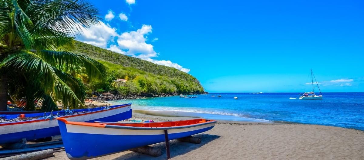 Visitez la Martinique !