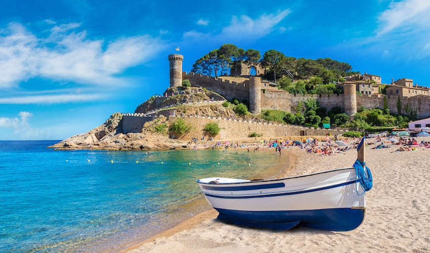 Costa Brava, la destination idéale pour un séjour en club vacances