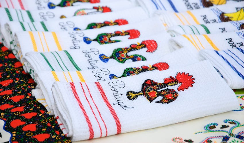 Broderies artisanales portugaises