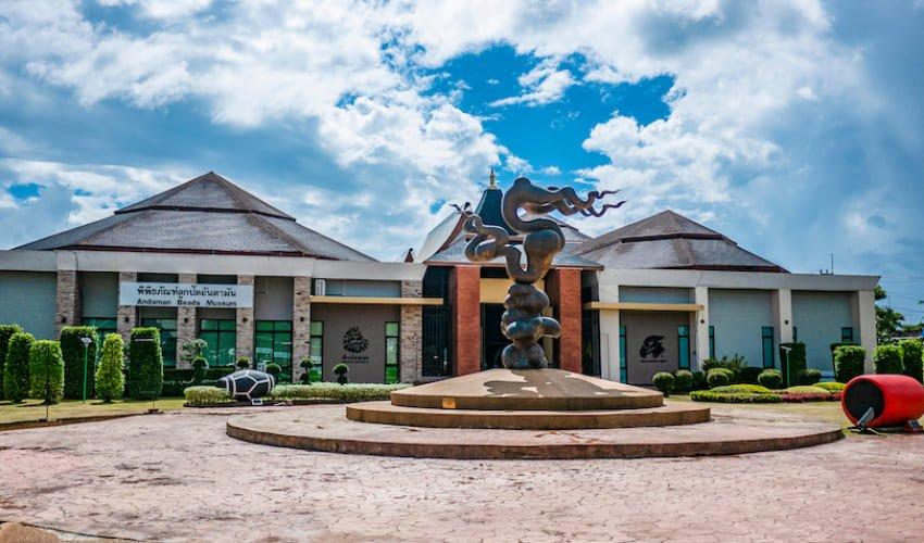 L'Andaman Art Museum, rue Maharaj