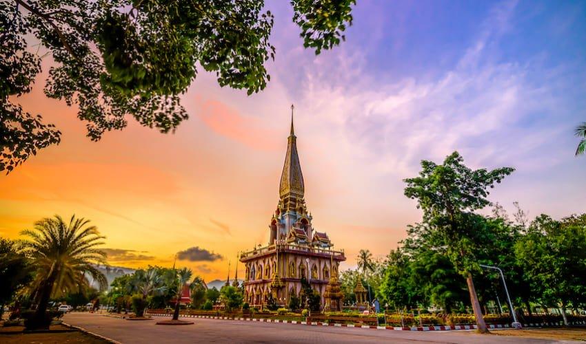 Le Wat Chalong : le plus grand temple de Phuket