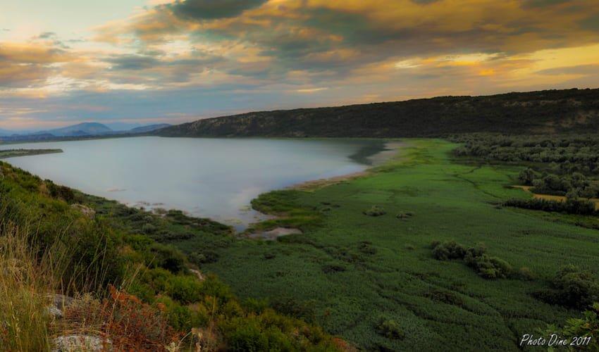 Le lac Sasko