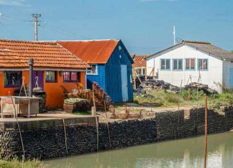 Club et villages vacances Charente Maritime